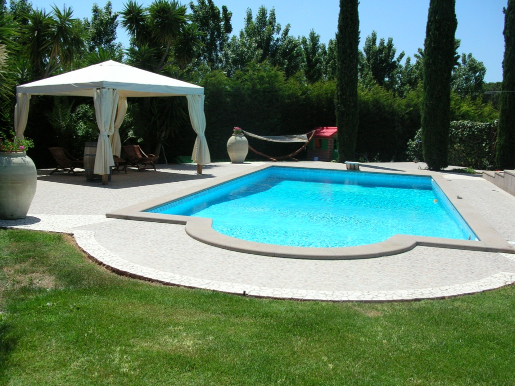 La casina sul pepe rosa casa vacanze lazio toscana for In casa piscina
